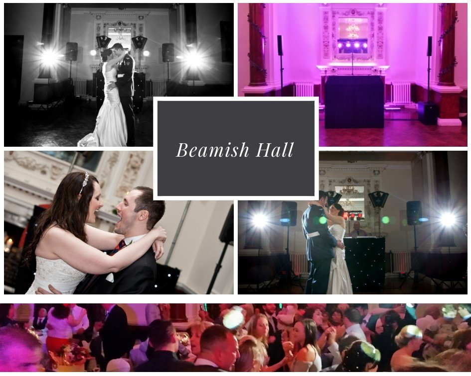 Beamish Hall Wedding DJ