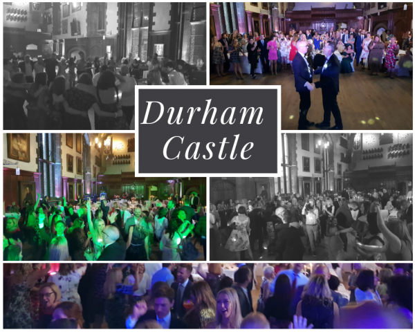 Durham Castle Wedding DJ