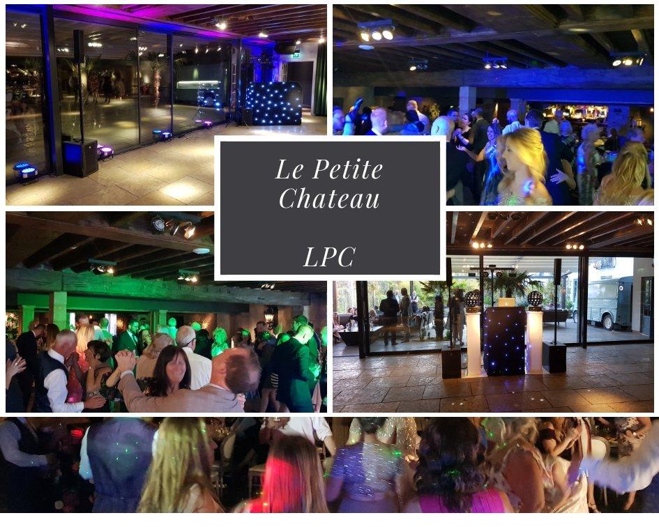 Le Petite Chateau, LPC, Otterburn Wedding DJ