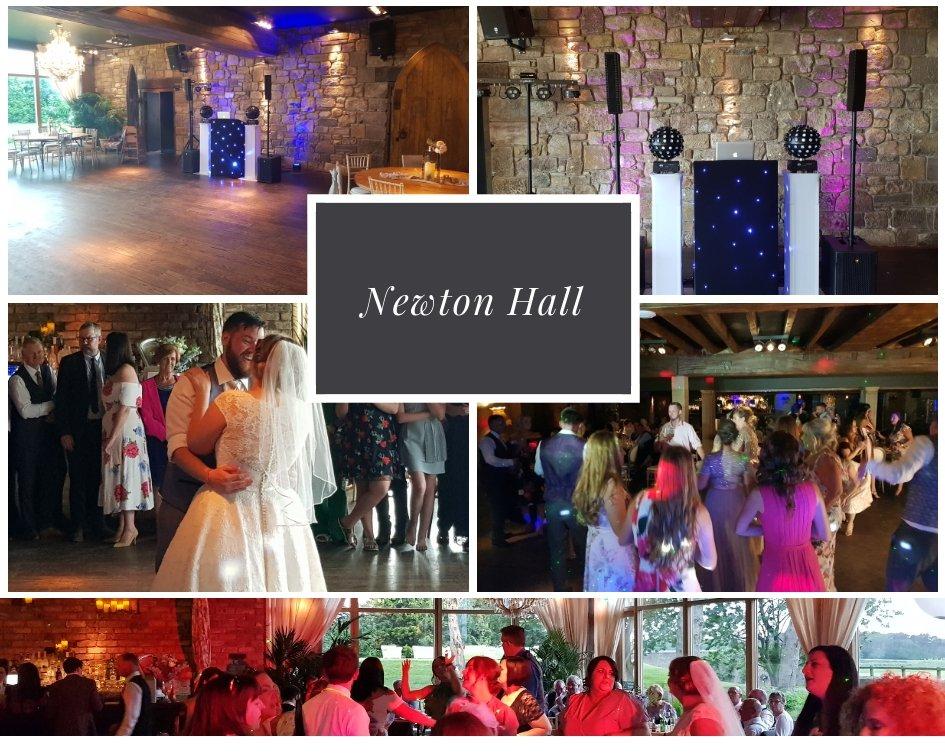 Newton Hall, Northumberland Wedding DJ