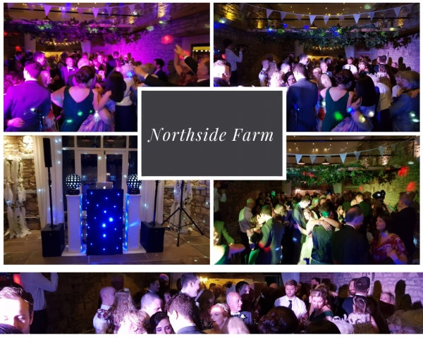 Northside Farm Norhumberland Wedding DJ