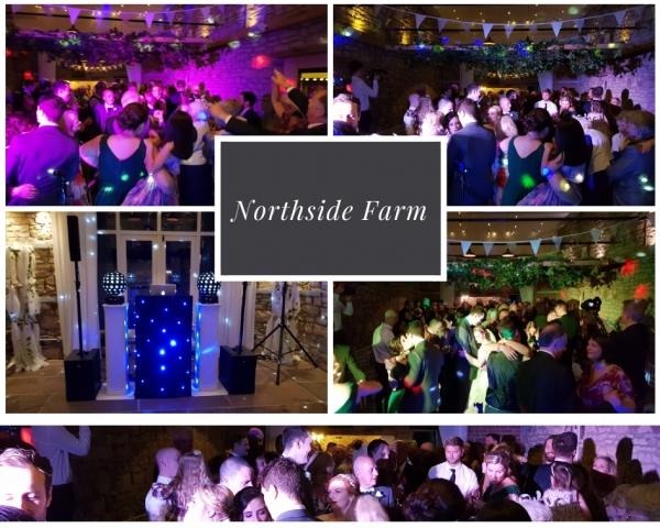 Northside Farm Norhumberland Wedding DJ
