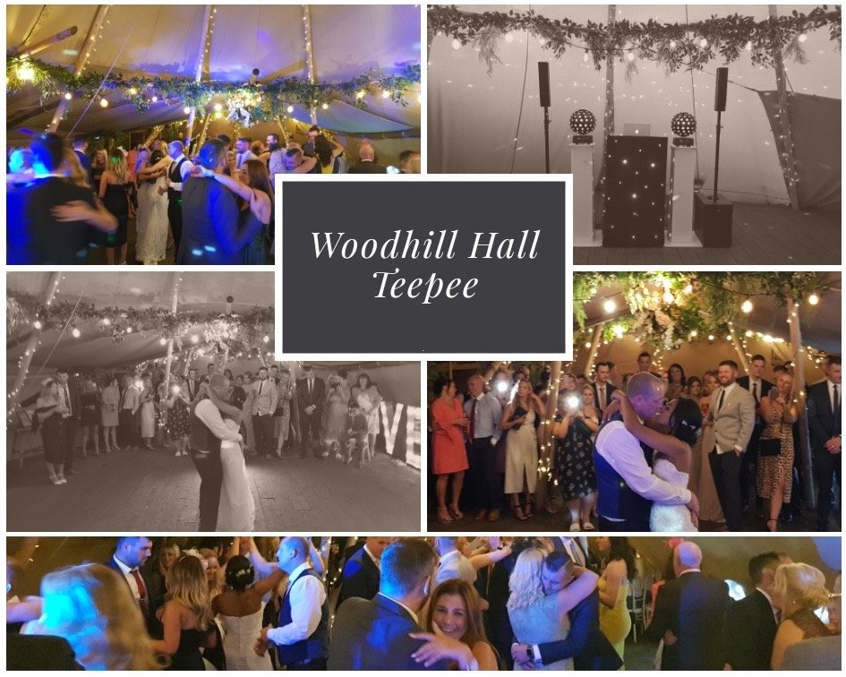 Woodhill Hall Wedding DJ