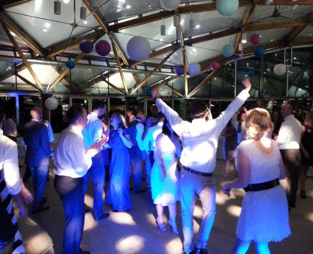 Alnwick Gardens Wedding DJ