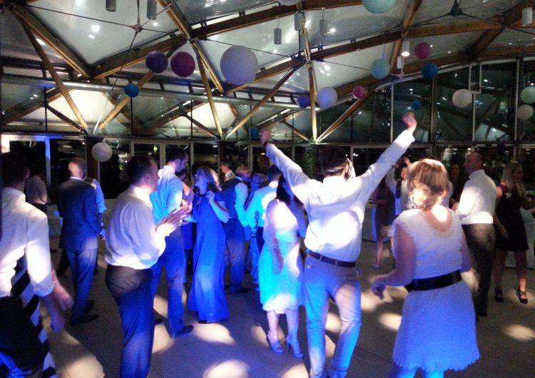 Alnwick Gardens Wedding DJ