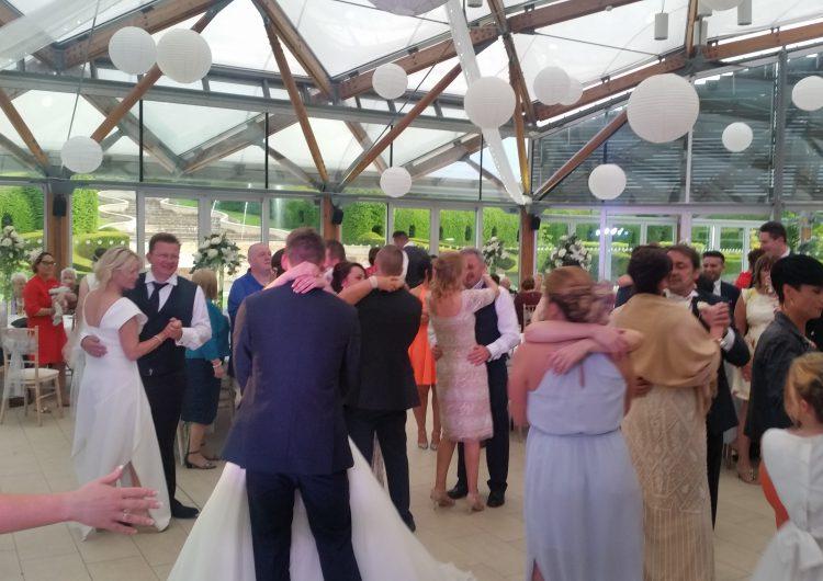 Alnwick Gardens Dancing