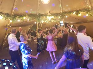 Otterburn Disco Woodhill Hall