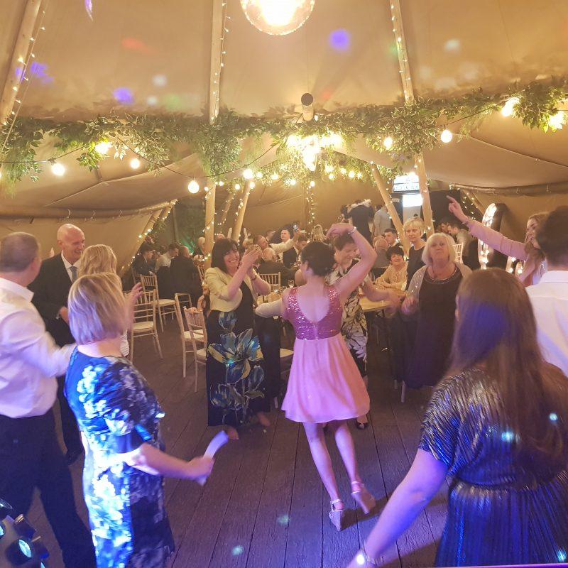 Otterburn Disco Woodhill Hall