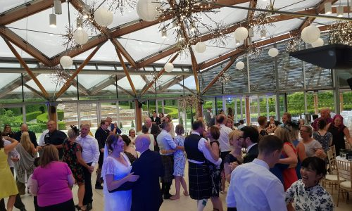 Wedding Disco Dancing