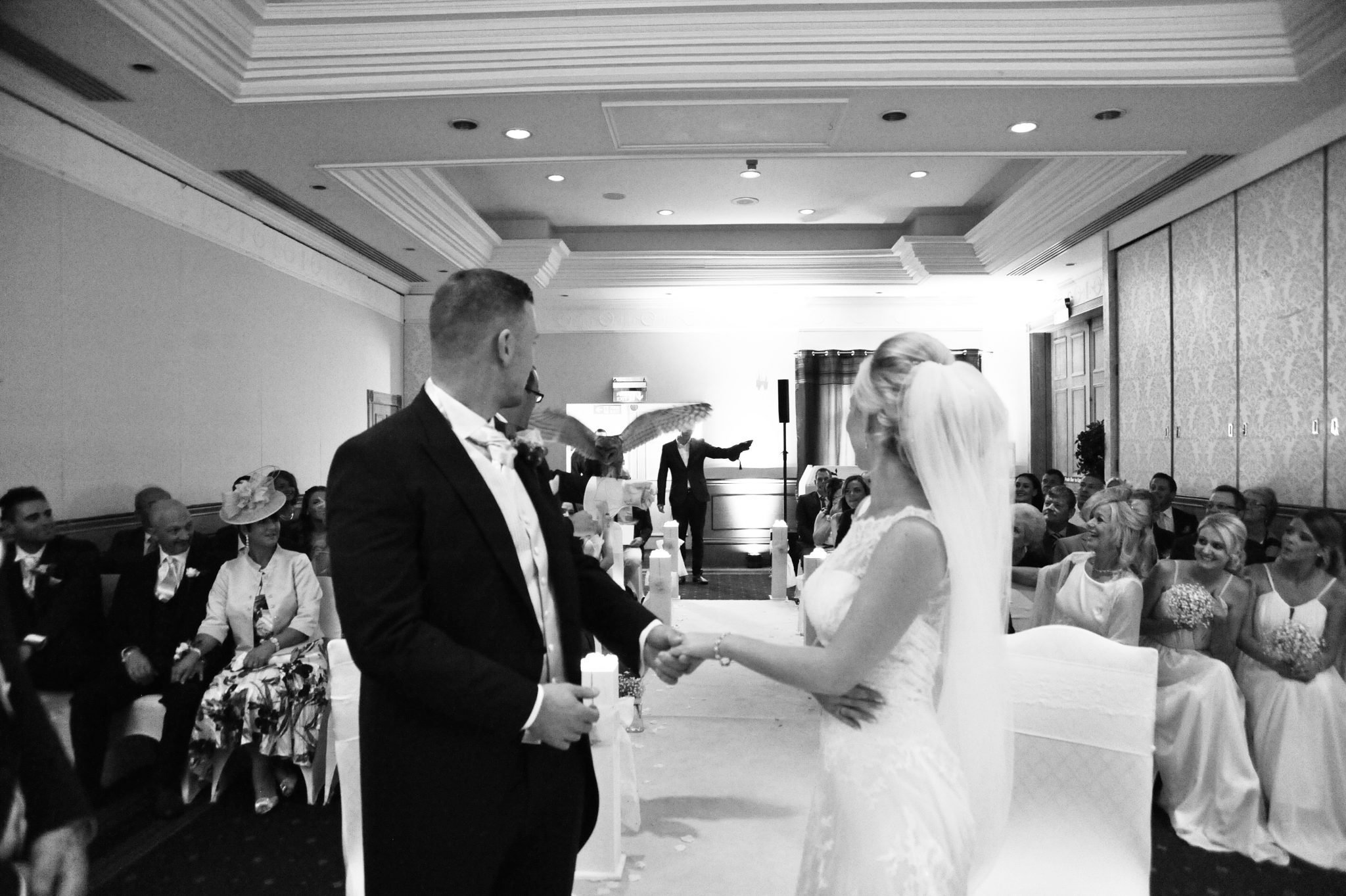Mercure York Fairfield Manor Wedding DJ