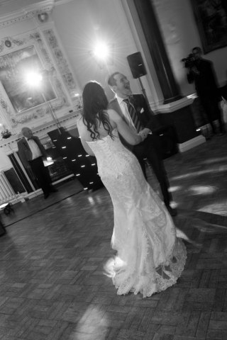 Beamish Hall Wedding DJ First Dance - Monboucher Suite